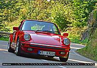 Porsche Oldtimer - EGGBERG KLASSIK - Der Berg ruft (Wandkalender 2019 DIN A2 quer) - Produktdetailbild 1