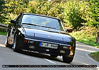 Porsche Oldtimer - EGGBERG KLASSIK - Der Berg ruft (Wandkalender 2019 DIN A2 quer) - Produktdetailbild 5