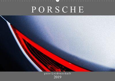 Porsche - pure Leidenschaft (Wandkalender 2019 DIN A2 quer), Peter Schürholz
