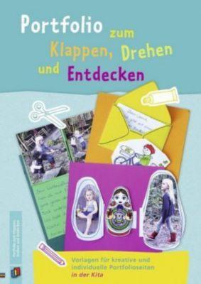 Portfolio zum Klappen, Drehen und Entdecken - Redaktionsteam Verlag an der Ruhr pdf epub