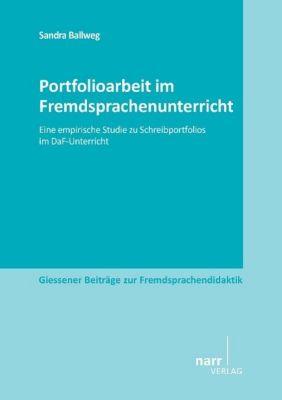Portfolioarbeit im Fremdsprachenunterricht, Sandra Ballweg