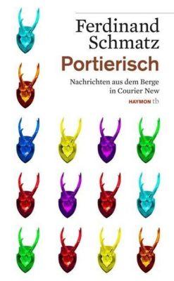 Portierisch - Ferdinand Schmatz pdf epub
