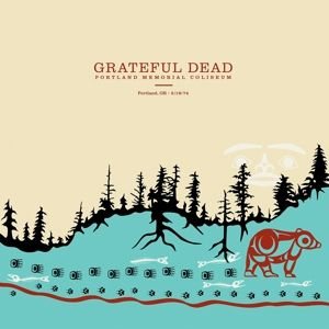 Portland Memorial Coliseum,Portland,Or,5/19/74, Grateful Dead