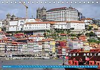 Porto & das Douro-Tal (Tischkalender 2019 DIN A5 quer) - Produktdetailbild 1
