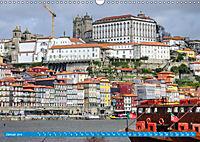 Porto & das Douro-Tal (Wandkalender 2019 DIN A3 quer) - Produktdetailbild 1