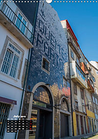 Porto Day and Night (Wall Calendar 2019 DIN A3 Portrait) - Produktdetailbild 7