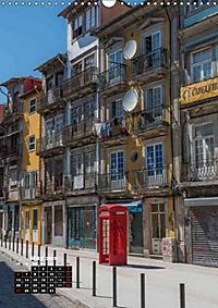 Porto Day and Night (Wall Calendar 2019 DIN A3 Portrait) - Produktdetailbild 5