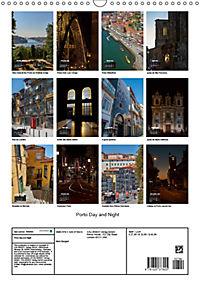 Porto Day and Night (Wall Calendar 2019 DIN A3 Portrait) - Produktdetailbild 13