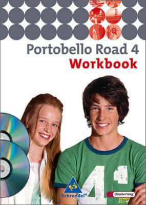 Portobello Road (Ausgabe 2005): Bd.4 Workbook für Klasse 8, m. Audio-CD u. CD-ROM 'Multimedia Language Trainer'