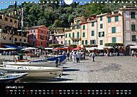 Portofino the Italian Riviera (Wall Calendar 2019 DIN A4 Landscape) - Produktdetailbild 1
