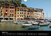Portofino the Italian Riviera (Wall Calendar 2019 DIN A4 Landscape) - Produktdetailbild 3