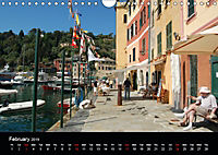 Portofino the Italian Riviera (Wall Calendar 2019 DIN A4 Landscape) - Produktdetailbild 2