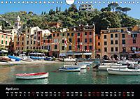 Portofino the Italian Riviera (Wall Calendar 2019 DIN A4 Landscape) - Produktdetailbild 4