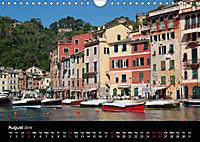 Portofino the Italian Riviera (Wall Calendar 2019 DIN A4 Landscape) - Produktdetailbild 8