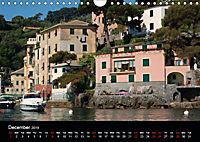 Portofino the Italian Riviera (Wall Calendar 2019 DIN A4 Landscape) - Produktdetailbild 12