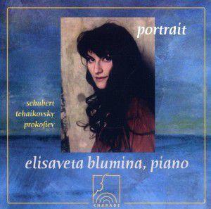 Portrait: Elisaveta Blumina,Klavier, Elisaveta Blumina