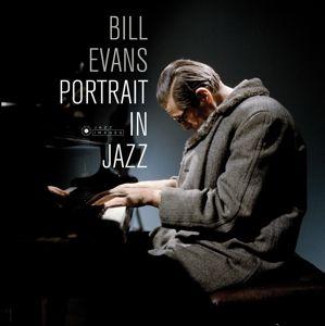 Portrait In Jazz (180g Vinyl)-Jean-Pierre Leloir, Bill Evans