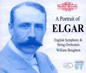 Portrait Of Elgar, William Boughton, English Symphony Orchestra