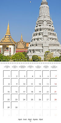 Portrait of Indochina (Wall Calendar 2019 300 × 300 mm Square) - Produktdetailbild 4