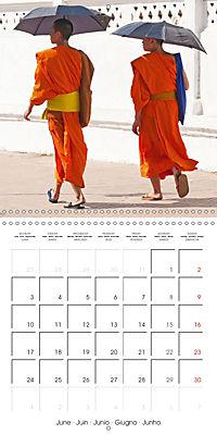 Portrait of Indochina (Wall Calendar 2019 300 × 300 mm Square) - Produktdetailbild 6