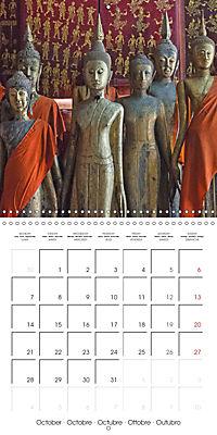Portrait of Indochina (Wall Calendar 2019 300 × 300 mm Square) - Produktdetailbild 10