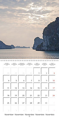 Portrait of Indochina (Wall Calendar 2019 300 × 300 mm Square) - Produktdetailbild 11