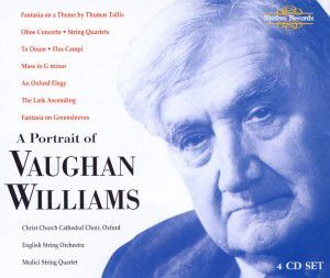 Portrait Of Vaughan Williams, Boughton, English String Orchestra, Medici