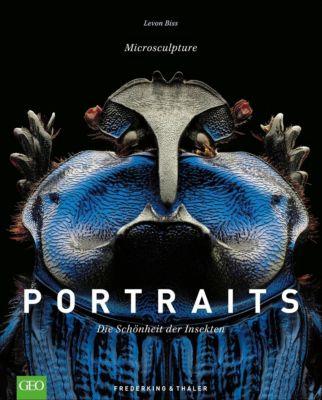 Portraits - Die Schönheit der Insekten, Levon Biss