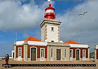 Portugal - Die Küste vom Cabo da Roca zur Ria Formosa (Wandkalender 2019 DIN A2 quer) - Produktdetailbild 1