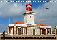 Portugal - Die Küste vom Cabo da Roca zur Ria Formosa (Tischkalender 2019 DIN A5 quer) - Produktdetailbild 1