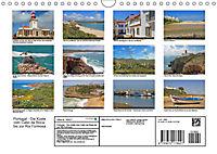 Portugal - Die Küste vom Cabo da Roca zur Ria Formosa (Wandkalender 2019 DIN A4 quer) - Produktdetailbild 13