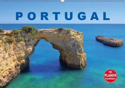 Portugal (Wandkalender 2019 DIN A2 quer), LianeM