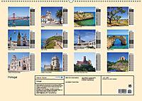 Portugal (Wandkalender 2019 DIN A2 quer) - Produktdetailbild 13