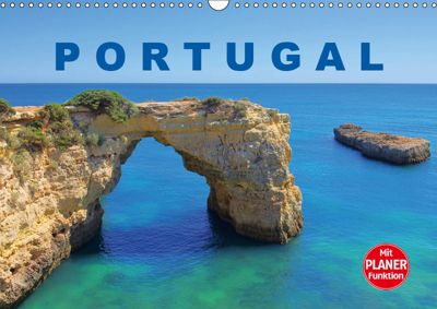 Portugal (Wandkalender 2019 DIN A3 quer), LianeM