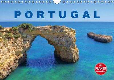 Portugal (Wandkalender 2019 DIN A4 quer), LianeM