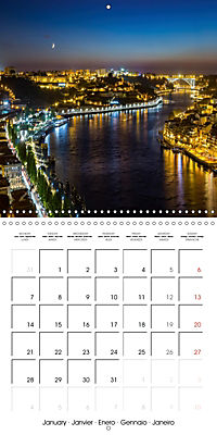 PORTUGAL'S BEAUTY (Wall Calendar 2019 300 × 300 mm Square) - Produktdetailbild 1