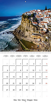 PORTUGAL'S BEAUTY (Wall Calendar 2019 300 × 300 mm Square) - Produktdetailbild 5