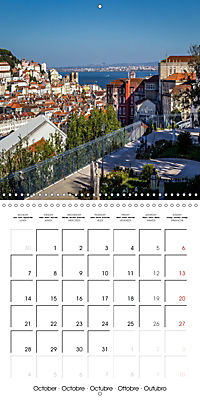 PORTUGAL'S BEAUTY (Wall Calendar 2019 300 × 300 mm Square) - Produktdetailbild 10