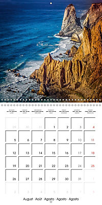PORTUGAL'S BEAUTY (Wall Calendar 2019 300 × 300 mm Square) - Produktdetailbild 8