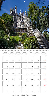 PORTUGAL'S BEAUTY (Wall Calendar 2019 300 × 300 mm Square) - Produktdetailbild 6