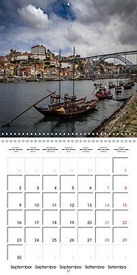 PORTUGAL'S BEAUTY (Wall Calendar 2019 300 × 300 mm Square) - Produktdetailbild 9