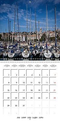 PORTUGAL'S BEAUTY (Wall Calendar 2019 300 × 300 mm Square) - Produktdetailbild 7