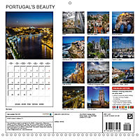 PORTUGAL'S BEAUTY (Wall Calendar 2019 300 × 300 mm Square) - Produktdetailbild 13