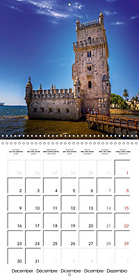 PORTUGAL'S BEAUTY (Wall Calendar 2019 300 × 300 mm Square) - Produktdetailbild 12