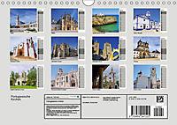 Portugiesische Kirchen (Wandkalender 2019 DIN A4 quer) - Produktdetailbild 13
