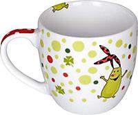 Porzellantasse - Das kleine Glück ist immer da - Produktdetailbild 1