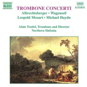 Posaunenkonzerte, Alain Trudel, Northern Sinfonia