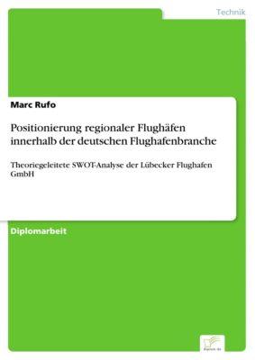 Positionierung regionaler Flughäfen innerhalb der deutschen Flughafenbranche, Marc Rufo