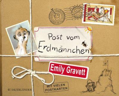 Post vom Erdmännchen, Mini-Ausgabe - Emily Gravett pdf epub