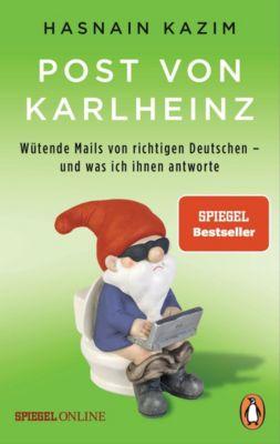Post von Karlheinz - Hasnain Kazim pdf epub